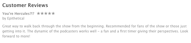 Apple Review from Epithetical