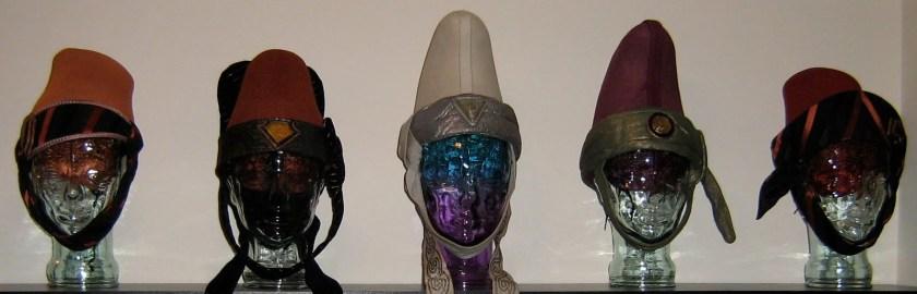 vulcan hats