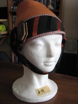 Orange Hat 03