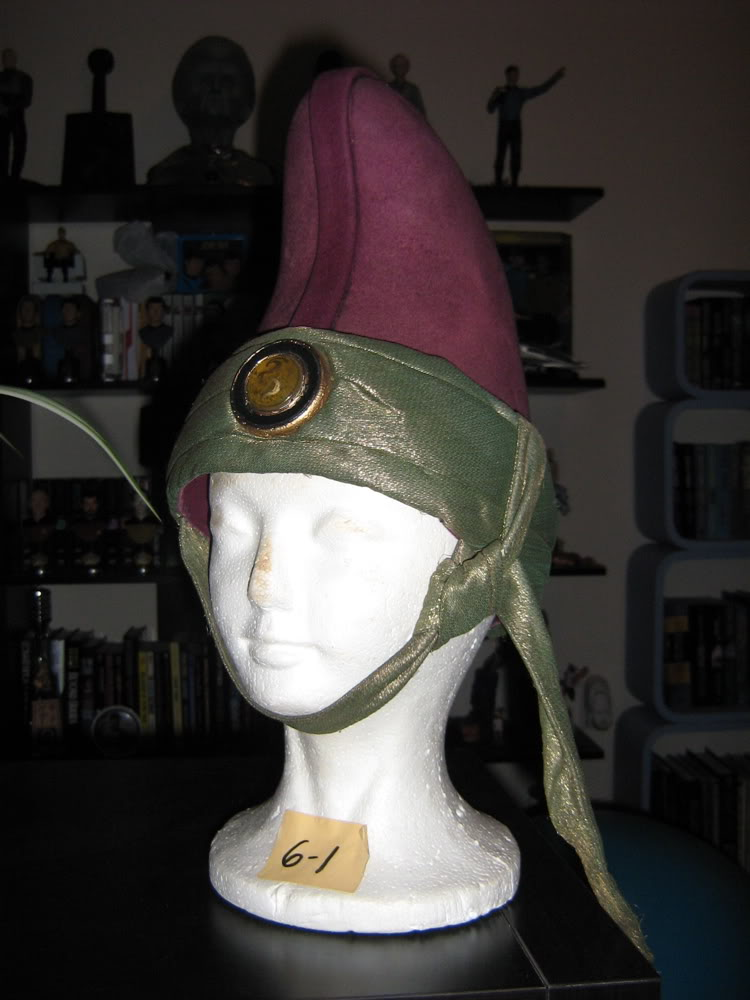 Purple Hat 05